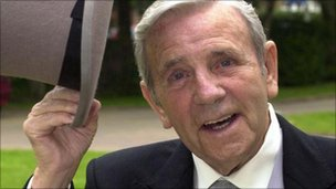 Sir Norman Wisdom