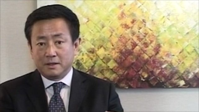 Dr. Fan Gang, Director of the National Institute of Economic Research