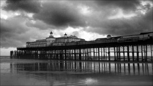 Photo of Hastings Pier taken in 2006 - sent in by Jack Ambridge
