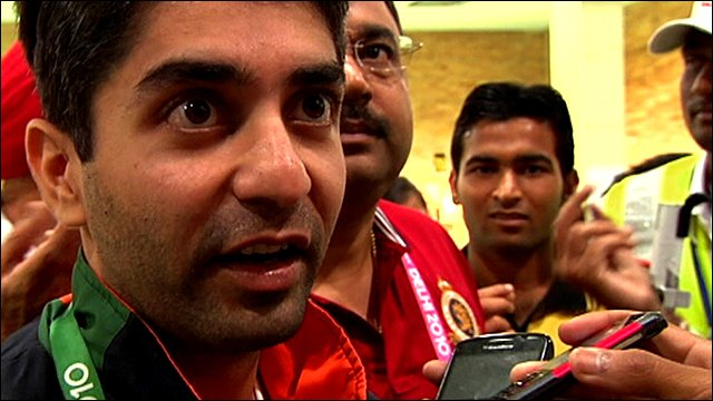 India's Abhinav Bindra