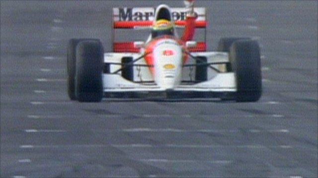 Classic F1 - Japan 1993