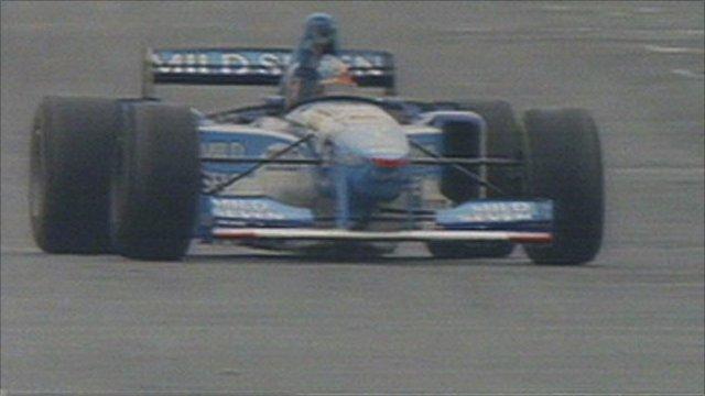 Classic F1 - Japan 1995