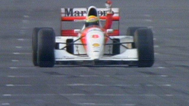 Classic F1 Japan 1993
