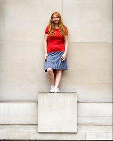 Susan Philipsz (photo: Julian Abrams, 2010)