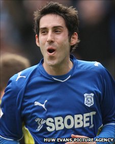 Peter Whittingham played a key role in Cardiff's play-off push last season