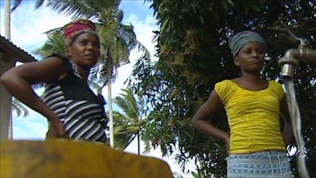 Women in Tanzania
