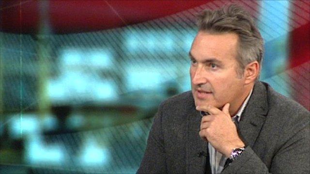 Newsnight's Richard Watson