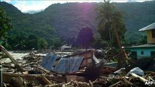 Floods and landslides kill at least 86 in Indonesia ...