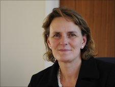 District judge, Alison Raeside
