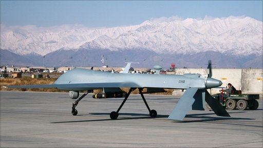 Drone aircraft in Pakistan