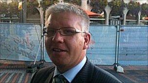 Mark D Wells