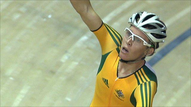 Australia's Cameron Meyer