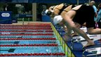 Women's 100m freestyle