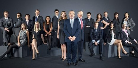 The Apprentice series six