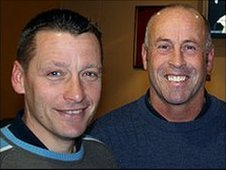 Andy Porter and Martin Foyle