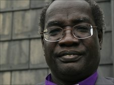 Daniel Deng, Episcopal Archbishop of Sudan