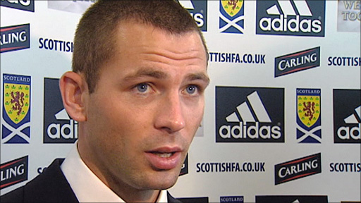 Scotland defender Phil Bardsley