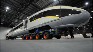 Eurostar e320