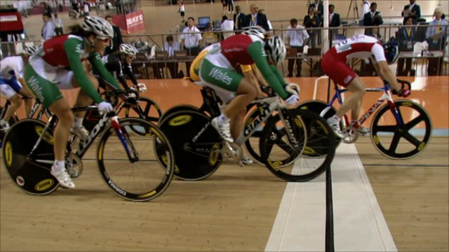 Women's 10km scratch race