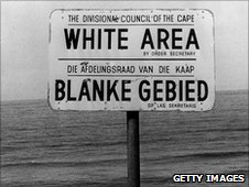 South Africa Apartheid Signs