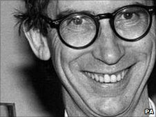 Peter Carey in 1988