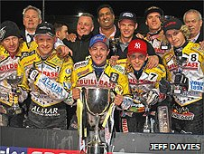 Coventry Bees (Jeff Davies)