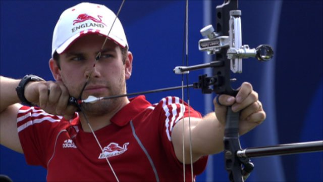 England won the men's and women's team compound archery