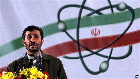 President Mahmoud Ahmadinejad, file image