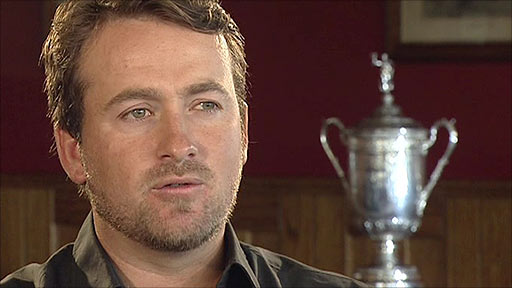 Graeme McDowell says his uncle Uel was a big influence on his career
