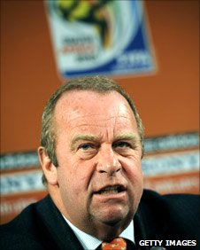 Fifa's Dr Michel d'Hooghe