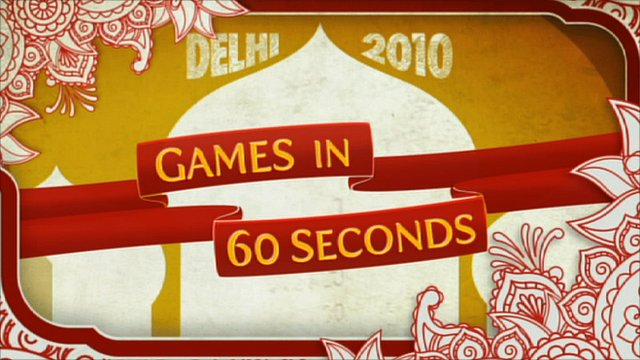 Commonwealth Games in 60 seconds