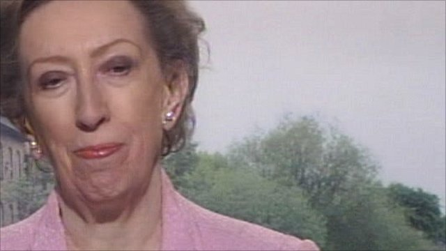 Margaret Beckett, a former deputy leader of the Labour Party