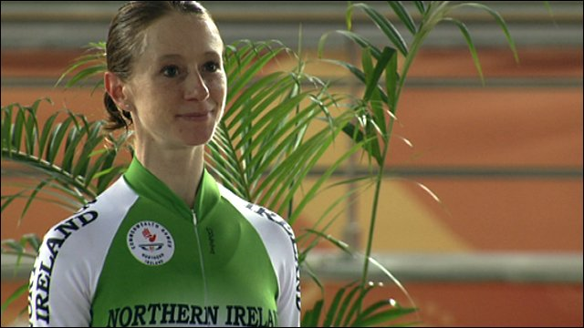 Northern Ireland's Wendy Houvenaghel