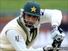New Pakistan Test captain Misbah-ul-Haq