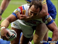 Paul Johnson has been released after a season at Wakefield