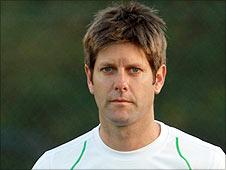 Ireland coach Paul Revington