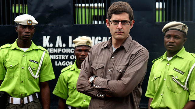 Louis Theroux in Lagos