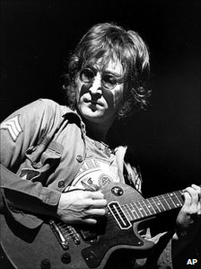 John Lennon in 1972