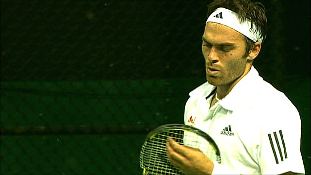 England's Ross Hutchins