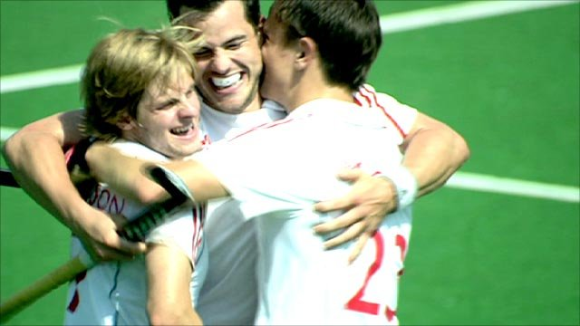 England 2-1 South Africa