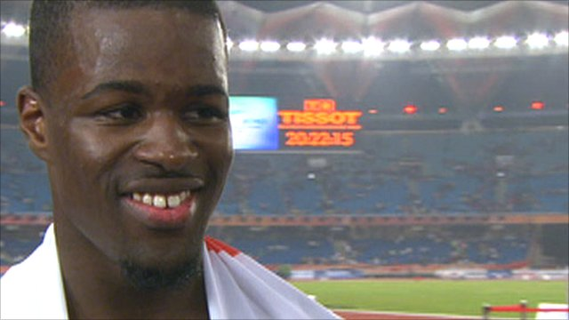 BBC Sport - Commonwealth Games 2010: Baptiste credits approach