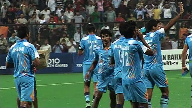 India seal hockey win over Pakistan