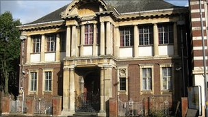 Former Moseley School of Art, Birmingham