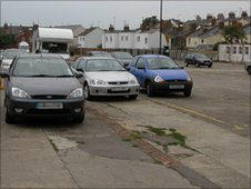 North Place car park, Cheltenham
