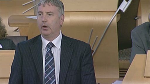 Labour's James Kelly leads a member's debate on the benefits of sport.