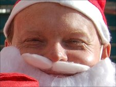 Mark Murphy, EACH Santa Run
