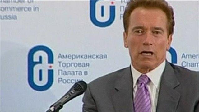 Arnold Schwarzenegger, California Governor