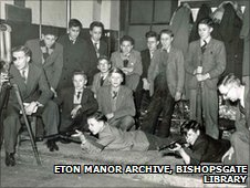 Eton Manor boys