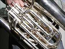 brass band instrument