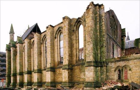 The Upper Brook Street chapel